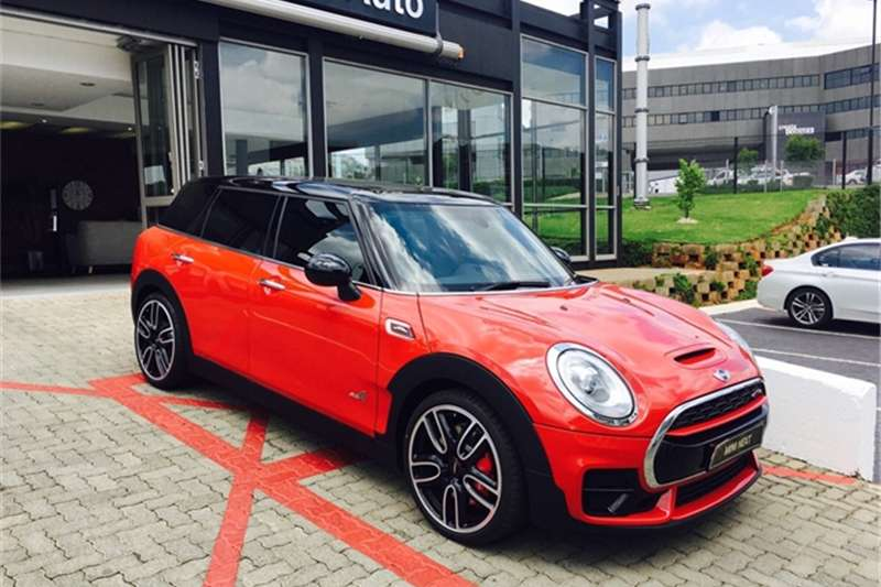 Mini Clubman S John Cooper Works Car