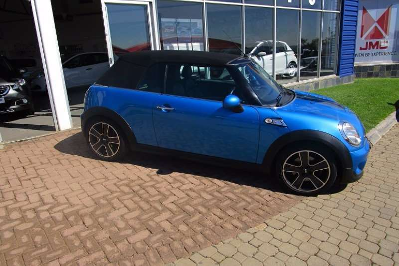 2011 Mini Cooper S Cabriolet Automatik Cars For Sale In Gauteng R