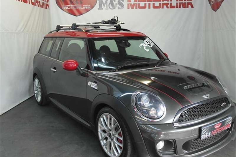 2014 Mini Cooper S Clubman Jcw Cars For Sale In Gauteng R 249 900