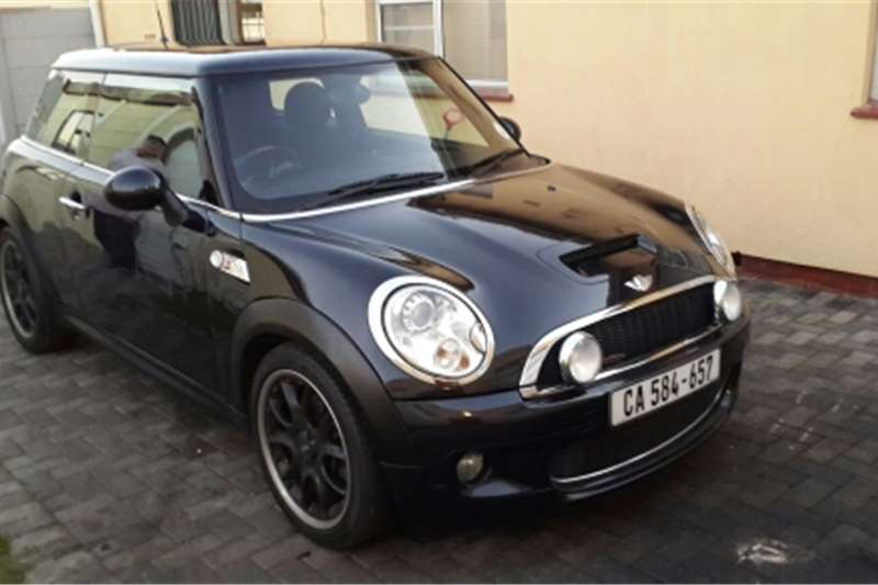 2007 Mini Cooper S John Cooper Works 158kw Cars For Sale In Western