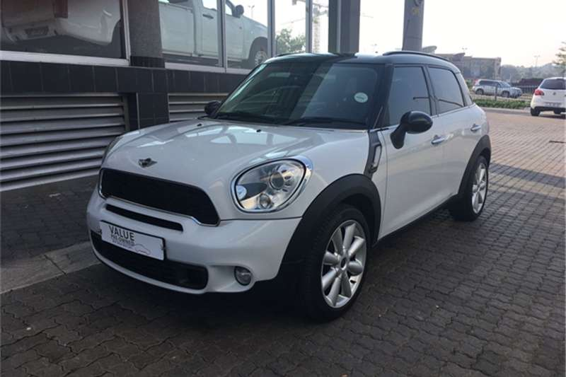 2011 Mini Countryman Cooper S Countryman Steptronic Cars For Sale In