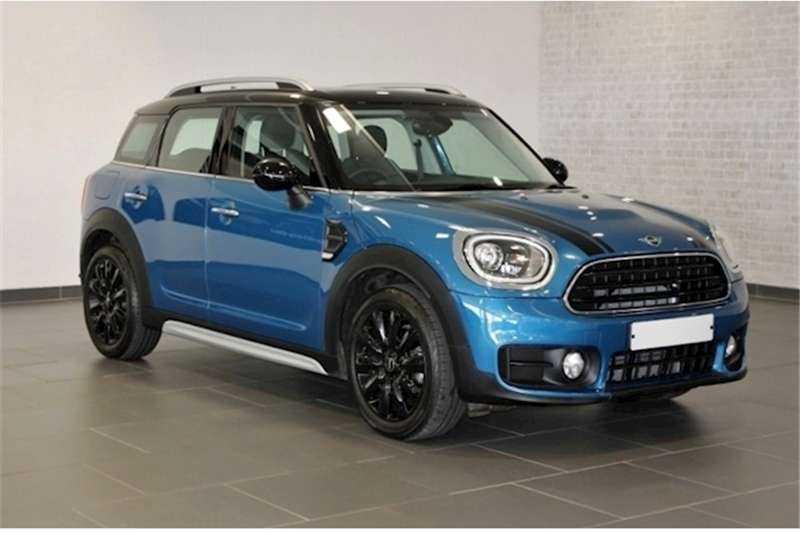 2019 Mini Countryman Cooper  auto