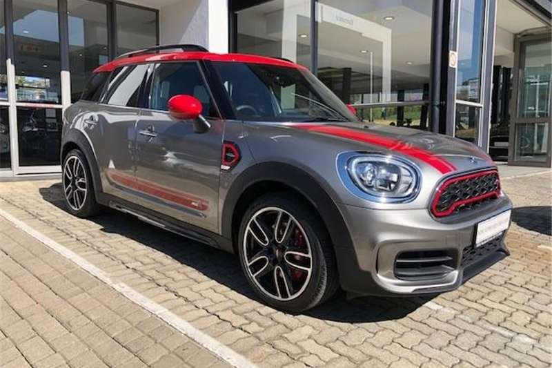 2019 Mini Countryman John Cooper Works ALL4  sports auto