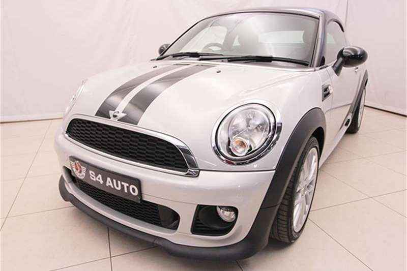Mini Coupe Cooper 2013