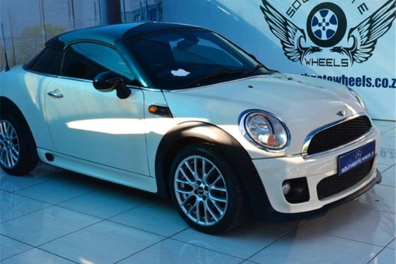 2012 Mini Coupe Cooper Coupe Cars For Sale In Gauteng R 169 900 On