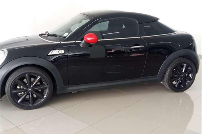 Mini Coupe Cooper S 2012