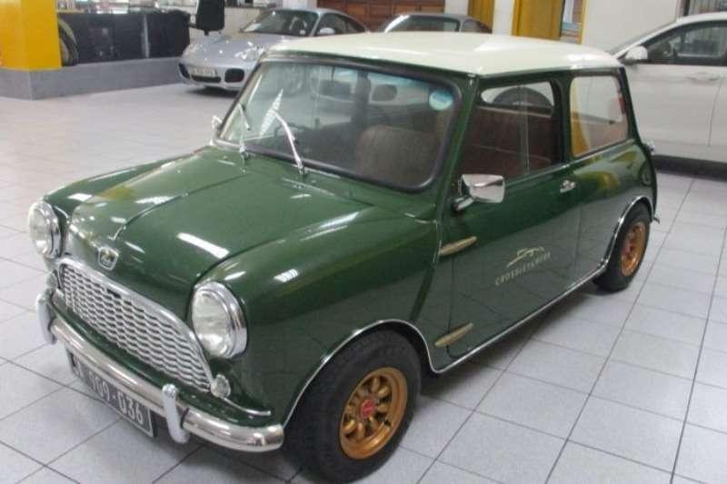 1953 Mini hatch