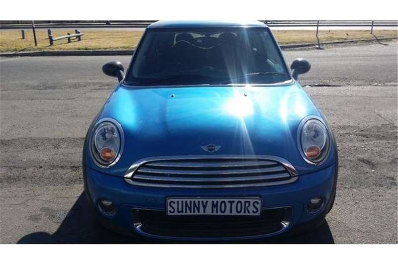 Mini hatch Cooper 2012
