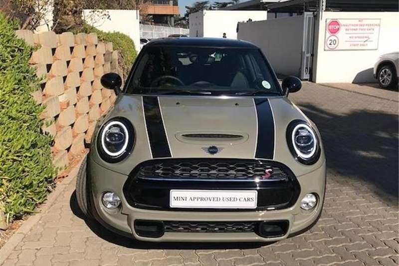 2018 Mini Hatch Cooper S Hatch 3 Door Sports Auto Cars For Sale In