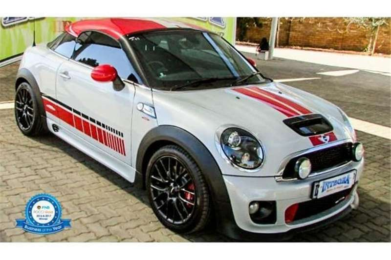 Mini Hatch John Cooper Works 2012