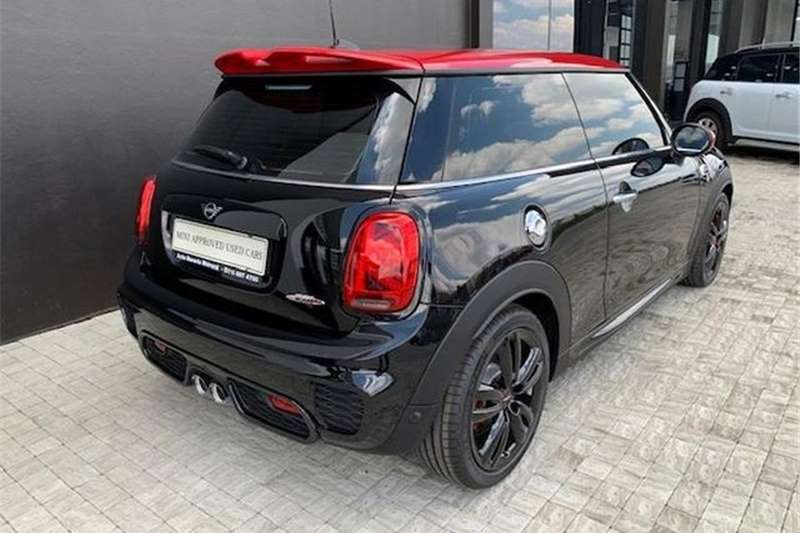 2019 Mini Hatch John Cooper Works Hatch 3 Door Sports Auto Cars For