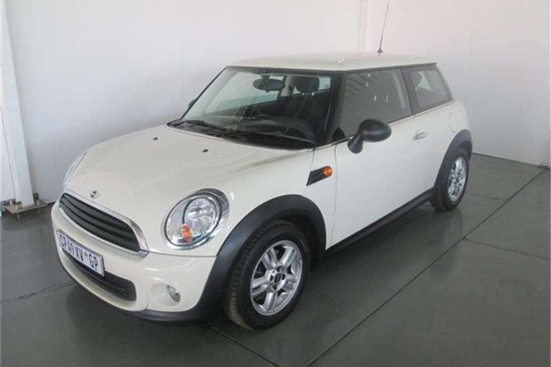 Mini hatch One auto 2013