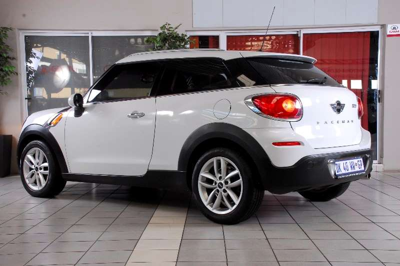 2014 mini paceman cooper crossover suv petrol fwd manual cars for sale in gauteng r. Black Bedroom Furniture Sets. Home Design Ideas