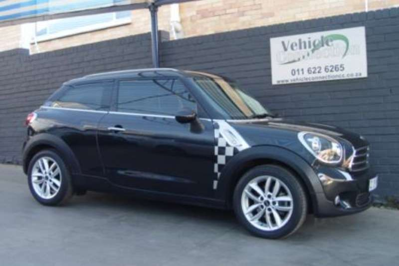 2014 Mini Paceman Cooper Crossover Suv Petrol Fwd Manual
