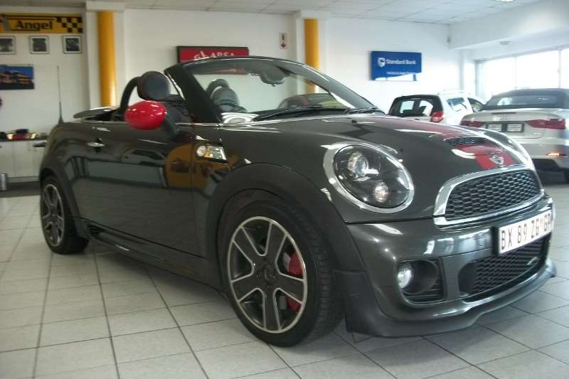 2012 Mini Roadster John Cooper Works Roadster Cars For Sale In