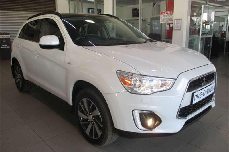 2016 Mitsubishi ASX 2.0 GLX