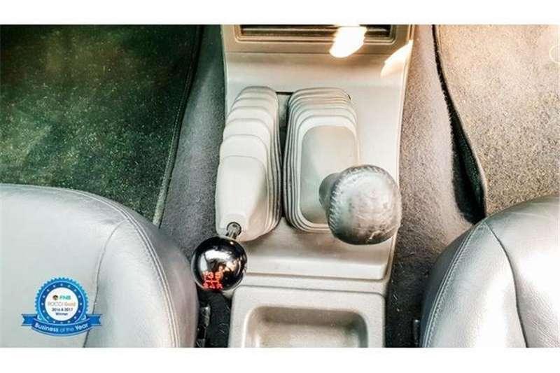 Mitsubishi Colt 3000i Rodeo double cab 4x4 2007