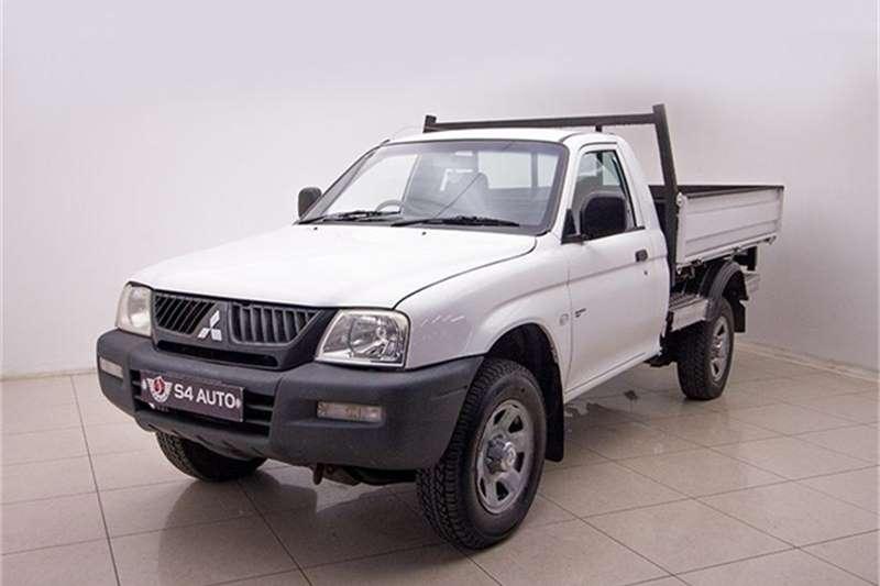 Mitsubishi LCV 2400i 4x4 Trailbuster 2007