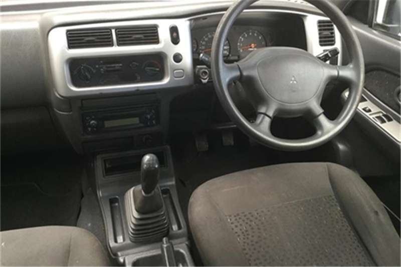 Mitsubishi LCV 3000i ClubCab 2009