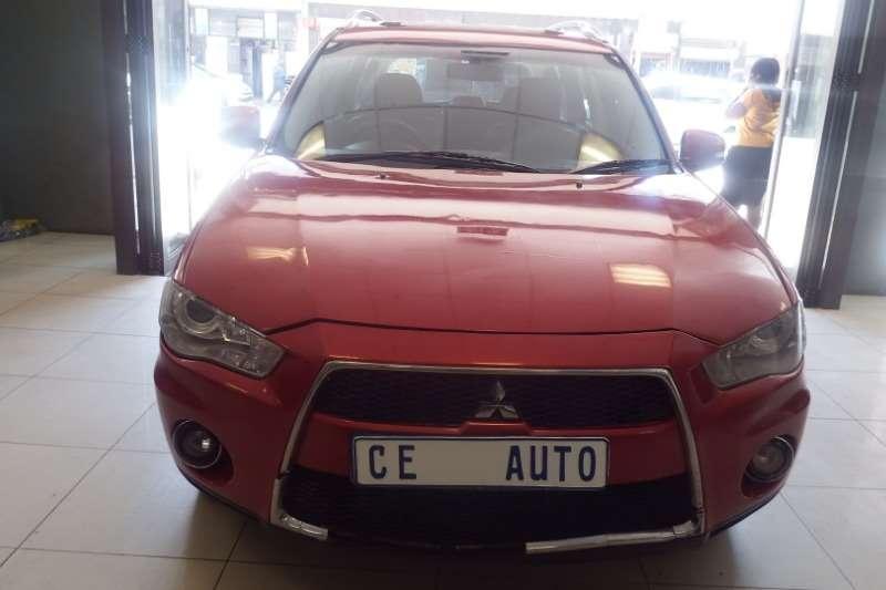 2010 Mitsubishi Outlander 2.4 GLS