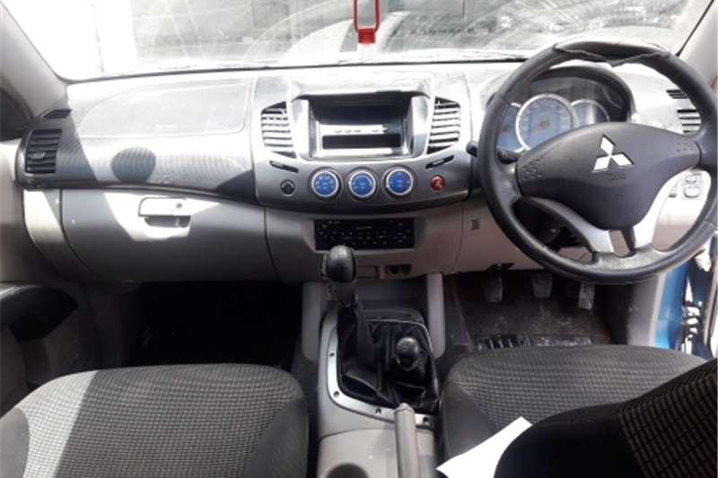 Mitsubishi Triton 3.5 4x4 double cab 2008