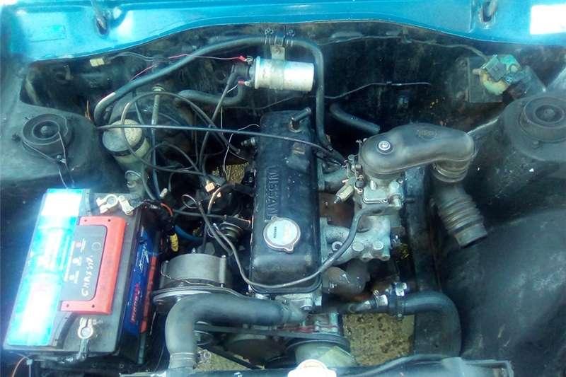Nissan 1400 Champ 1986