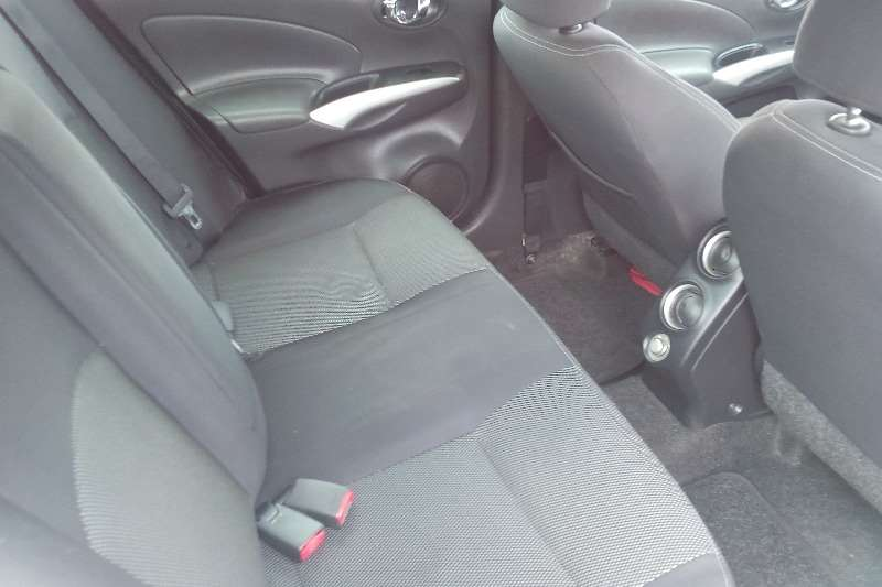 Nissan Almera 1.5 Acenta 2015