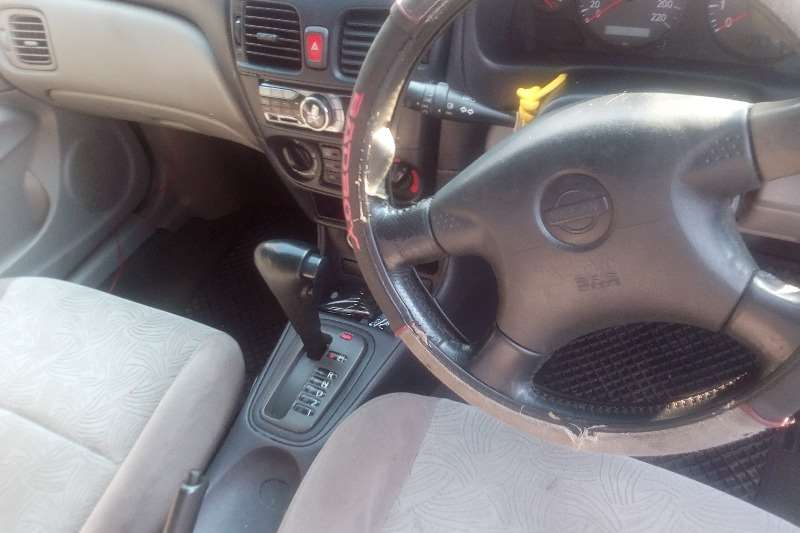 Nissan Almera 1.5 Acenta auto 2008