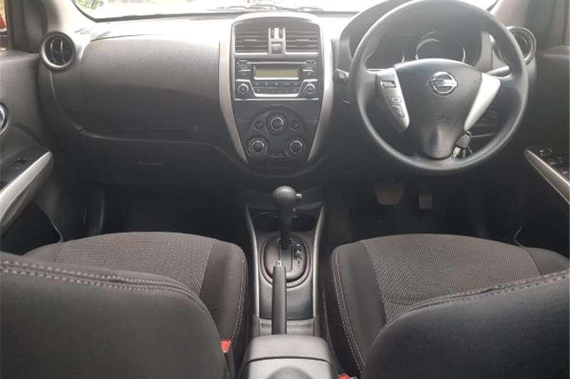 Nissan Almera 1.5 Acenta auto 2017