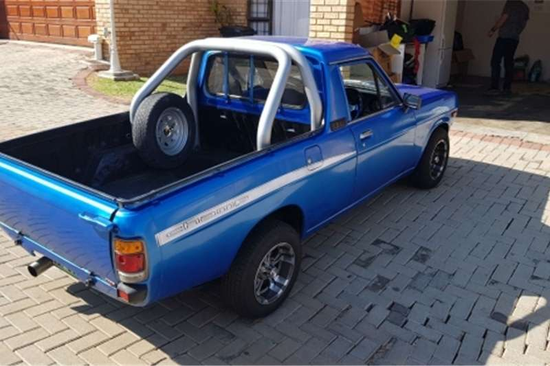 1988 Nissan Champ 1400 Cars for sale in Gauteng | R 39 000 ...