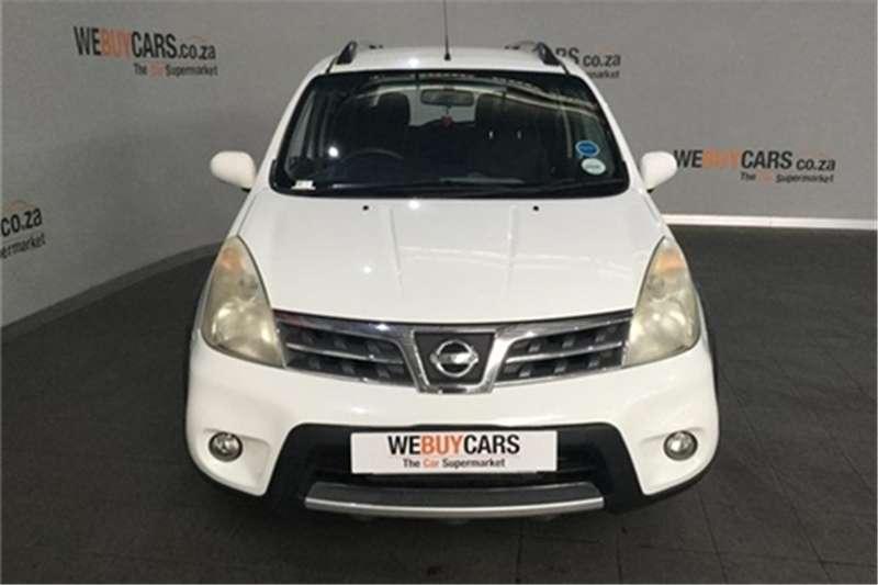 Nissan Grand Livina 1.6 Acenta+ 2011