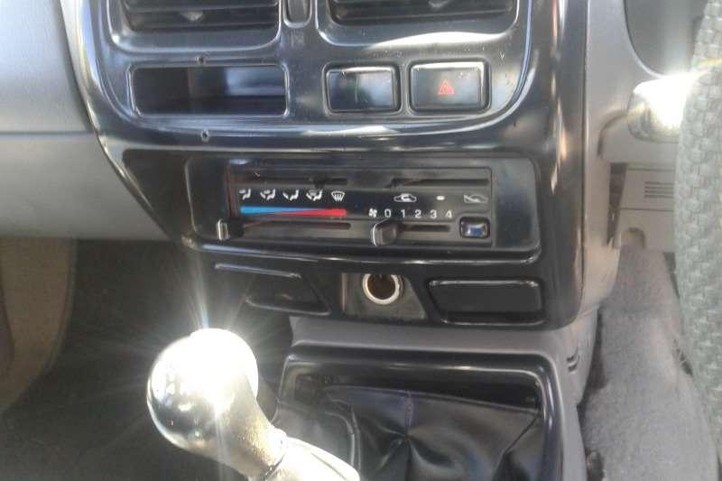 Nissan Hardbody 3.0 16V TD KingCab 4x4 2007
