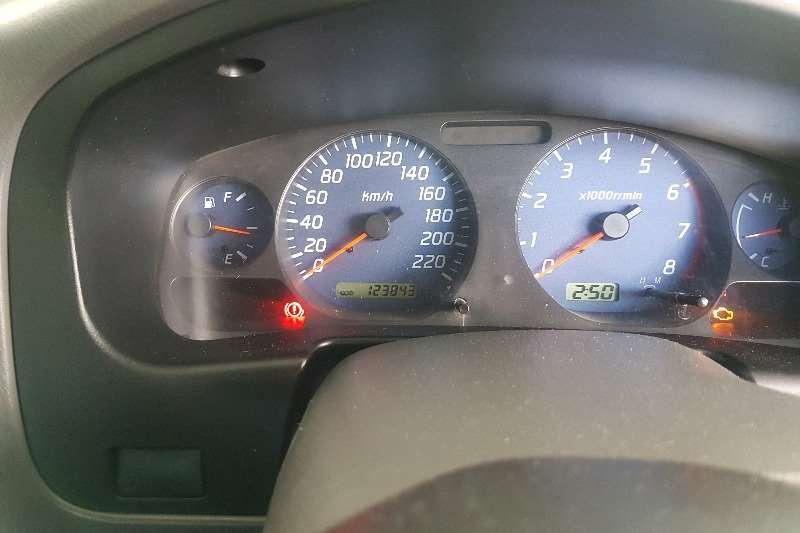 Nissan Hardbody 3.3 V6 double cab Hi Rider SEL 2008
