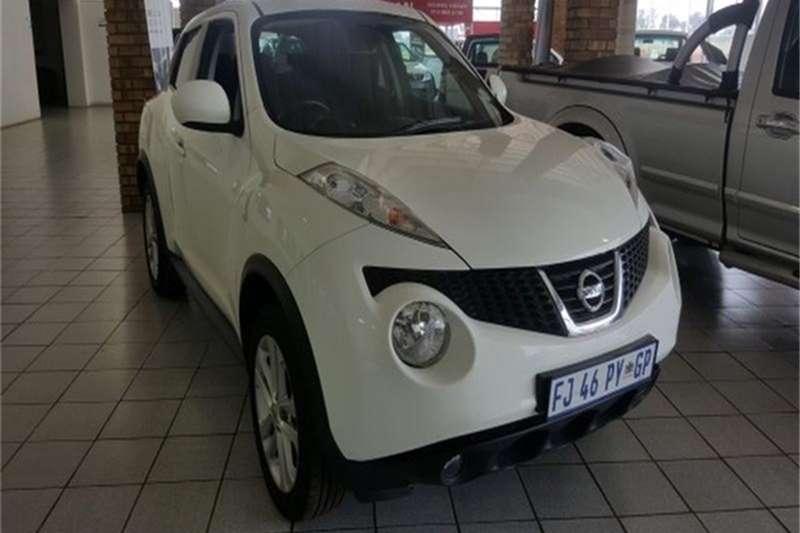 Nissan Juke 1.5dCi Acenta+ 2014
