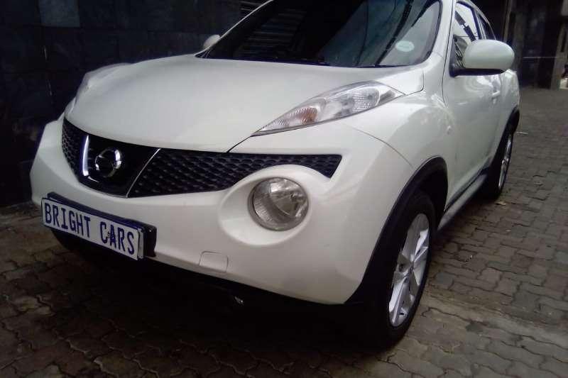 Nissan Juke 1.6 Acenta 2014