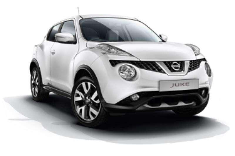 2018 Nissan Juke 1.6T 4WD Tekna Crossover - SUV ( Petrol ...