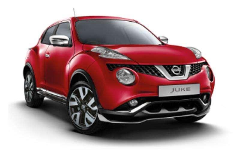 2018 Nissan Juke 1.6T 4WD Tekna Crossover - SUV ( Petrol / AWD ...