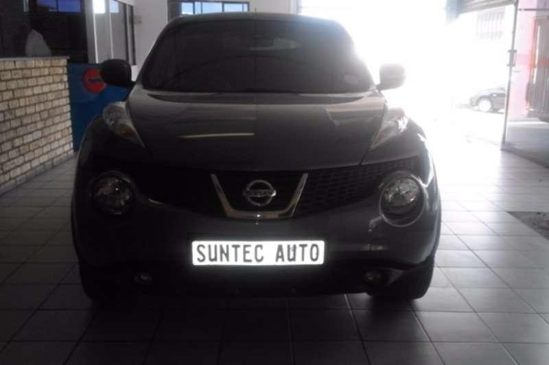 2011 Nissan Juke 1.6