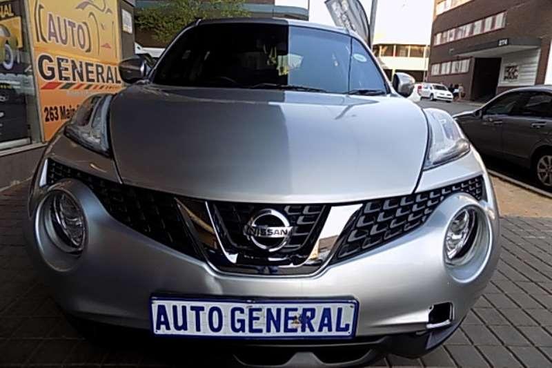 2016 Nissan Juke 1.2T Acenta
