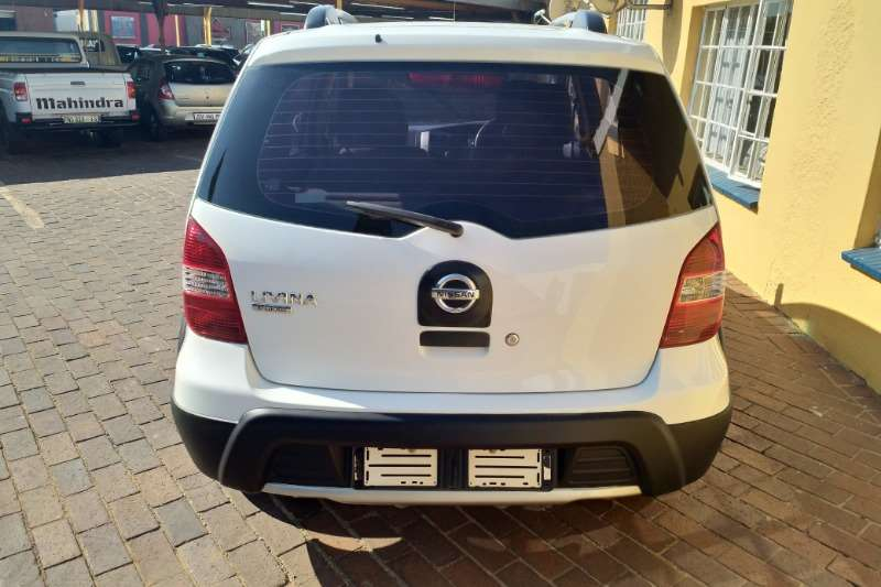 Nissan Livina 1.6 Acenta 2012