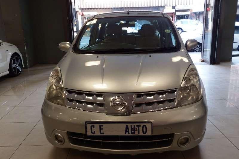 2011 Nissan Livina