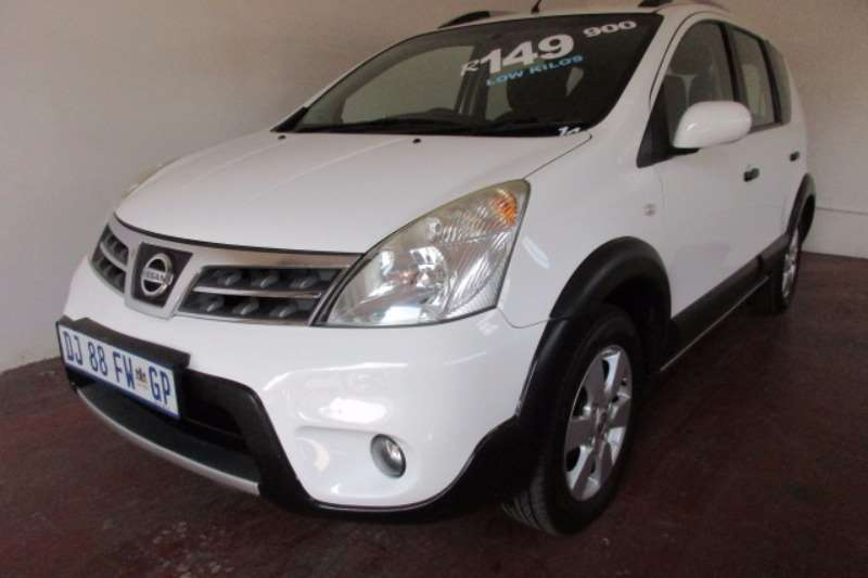 Nissan Livina X-Gear 1.6 Acenta+ 2014