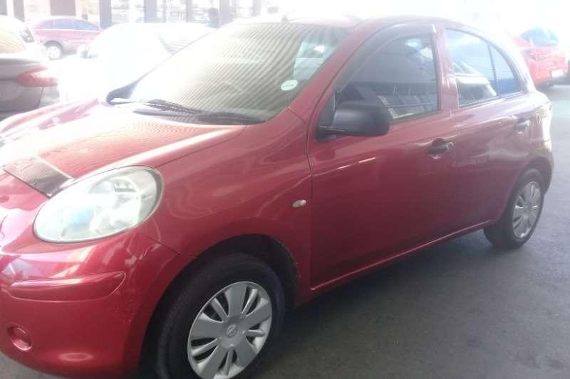 Nissan Micra 1.2 Acenta 2012