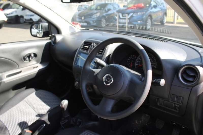 Nissan Micra 1.2 Visia 2018