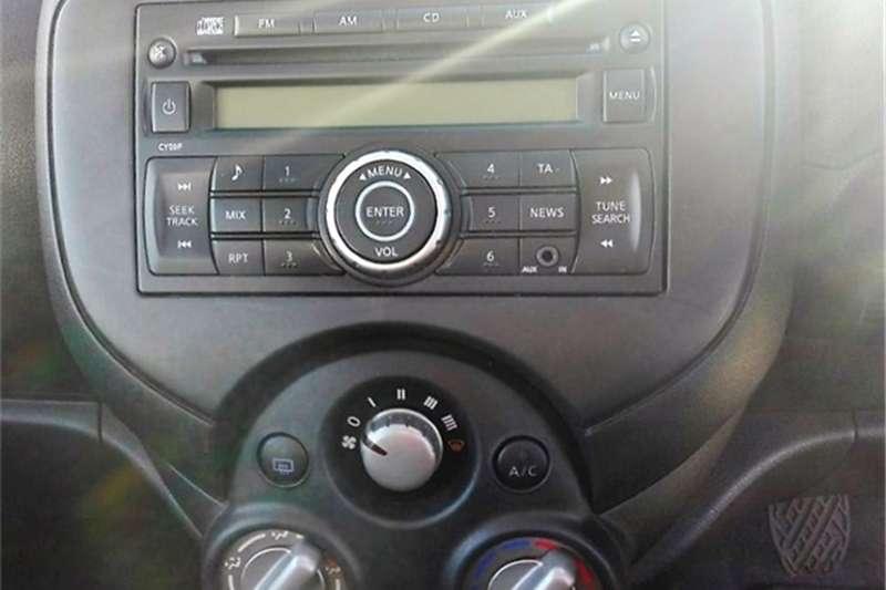 2011 Nissan Micra 1.5 Tekna