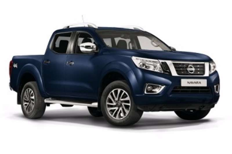 Nissan Navara 2.3D double cab 4x4 LE auto 2019