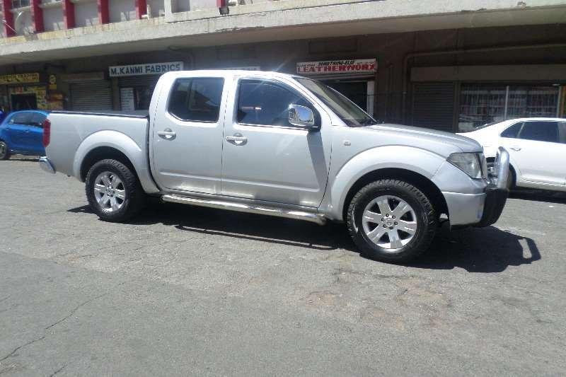 Nissan Navara 2.5dCi 2010