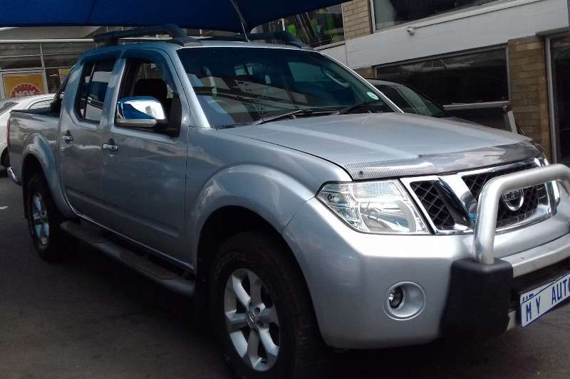 Nissan Navara 2.5dCi 2012