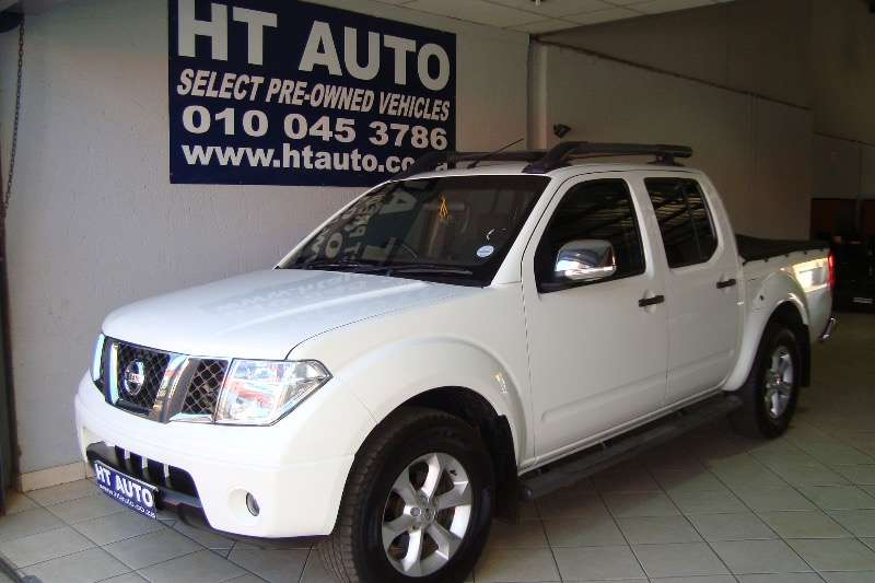 Nissan Navara 2.5dCi automatic 2009