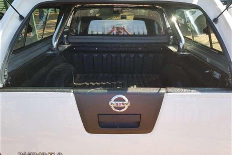 Nissan Navara 2.5dCi double cab 4x4 XE 2015